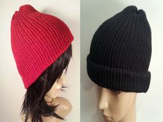 Valentine's Day Knit Beanie Hat Combo Deal Gifts for valentine's day by NoraTones Or Choose your Colors Hat