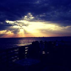 Belem do Para #Sunset #Belem #Brazil #Amazon #Palafita