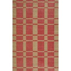 Thom Filicia Rugs Indian Red Rug | AllModern