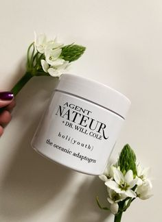Brand Love: Agent Nateur Organic Beauty – heypretty.ch: Holi Youth Oceanic Adaptogen Review