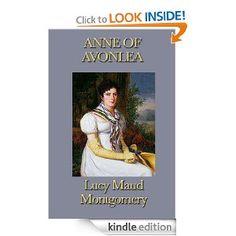 Anne of Avonlea eBook: Lucy Maud Montgomery