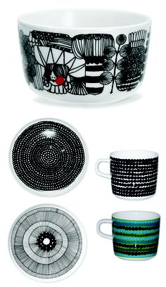 Marimekko: LOVE these!! Want these, must have these in my life soon