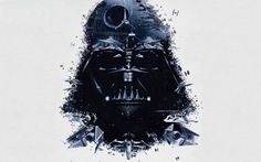 Darth Vader made of everything