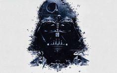 Darth Vader made of everything