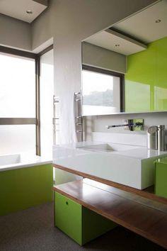 pantone green flash pantone green interior colour schemes and modern bathroom design