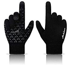 Ultimate Gift Guide for Teenage Boys - Budgeting for Bliss Cold Fingers, Cold Weather Gloves, Black Gloves, Knitted Gloves, Men's Gloves, Mittens, Best Gifts, Knitting, Winter