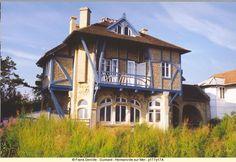 Guimard-designed house; Hermanville-sur-Mer