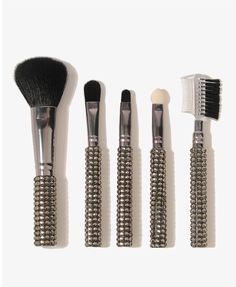 Sparkling Cosmetic Brush Set