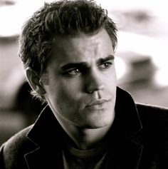 Paul Wesley. Vampire Diaries