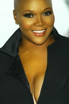 Bald Cuts for Black Women | Bald Hairstyles for Black Women http://baldblackbeauties.tumblr.com ...