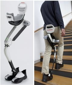 Honda launches Assisted Walking Device.  http://www.youtube.com/watch?v=NTzqt0aX3hs=player_embedded#!