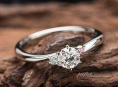 オリジナル婚約指輪