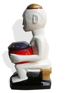 Source Pristine Sculpture by House of Avana Luxury Interior, Snow Globes, Scandinavian, Oriental, Sculptures, Statue, Contemporary, Vintage, Design