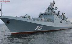 Rusia refuerza su presencia en el Mediterráneo tras el ataque de EE.UU. a una base siria