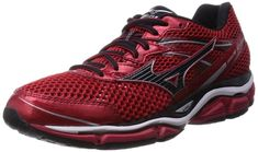 Mizuno Running shoes WAVE ENIGMA 5 J1GC1502 Red X black X silver