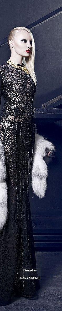 Nicolas Jebran Couture Fall-winter 2014-2015