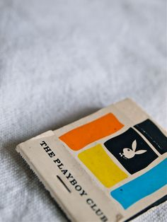 Playboy matchbook 1961  Hugh Hefner published the first Playboy magazine in 1953 with Marilyn Monroe on the cover and the rest was history. After the growth of magazine's popularity, Hefner opened a casino bar, The Playboy Club, the first in Chicago in 1960 and then subsequently New York, Los Angeles, San Francisco, London and many more.