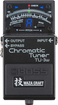 Chromatic Tuner TU-3W