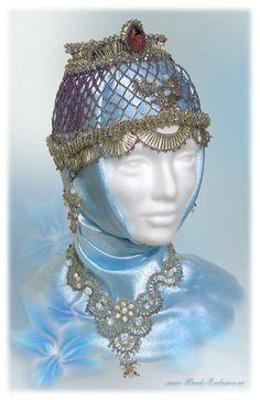 Wow! 🌻 Beads Exclusion, Ирина Белинская, Эксклюзивные украшения из бисера