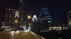Beautiful Night in Austin