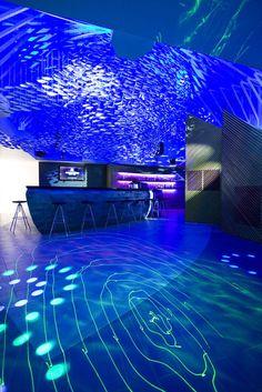 Restaurant Design: KONOBA by Albert Angel....
