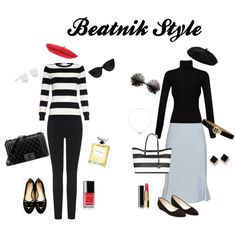 """Beatnik Style"" by regina-lm on Polyvore"