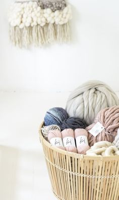 Modern Knitting: Free Patterns, Inspiration, Resources & Supplies | Apartment Therapy