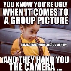 You might be ugly as hell, IF... #OliviaBossChick #OliviaKendallParody #MichelleOliviaParody