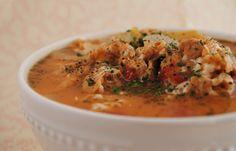 Vegan Lasagna Soup