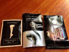 Australian Beauty Box! November Mirenesse Glamm Box Review - Makeup Subscription Box + Giveaway - http://mommysplurge.com/subscription-box-review/november-mirenesse-glamm-box-review-makeup-subscription-box-giveaway/