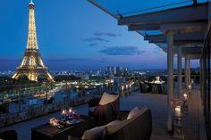 Shangri-La Paris from Hotels in Heaven.