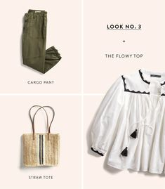 great bag and pants