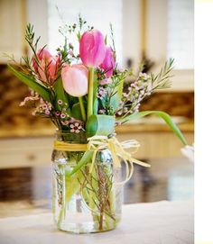 fine Gorgeous Spring Floral Arrangement Ideas for Your Home https://matchness.com/2018/04/04/gorgeous-spring-floral-arrangement-ideas-for-your-home/