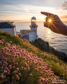 Wicklow Lighthouse | Ireland