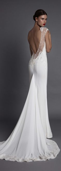 """Aisha"" from the new #BERTA bridal line - MUSE by berta <3"