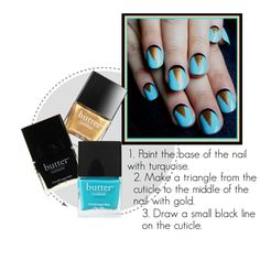 Marvelous Mani: Your Favorite Nail Art by cotiiib, via Polyvore