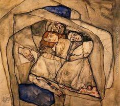 'conversion' by egon schielle