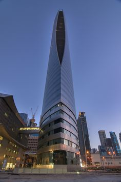 Dubai Towers Doha, Qatar by RMJM Architects :: 84 floors, height 445m | Dubai | Futuristic ...