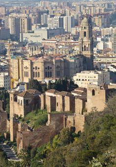 #Malaga #Spanien #Spain #Kreuzfahrt #Reise #Urlaub #Mittelmeer #Cruise #Kreuzfahrtberater #Fernweh #Wanderlust