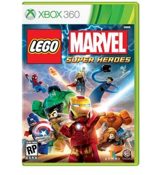 Amazon.com: Lego: Marvel Super Heroes: Xbox 360: Video Games. $14.99