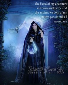 Witchcraft Spell Books, Wicca Witchcraft, Wiccan Quotes, Witch Symbols, Charmed Spells, Witch Rituals, Hoodoo Spells, Easy Spells, Shadow Wolf