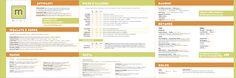 Mici Italian full menu large-scale graphic design by Watermark! #watermark #watermarkadvertising #menu #menudesign #restaurantmenu #graphicdesign #italianfood #italianrestaurant #design #marketingdesign #marketing #advertising