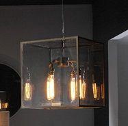 Pendant Lights : Glass Pendant Light
