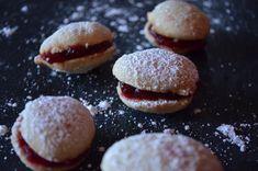 Lusikkaleivät Finnish Teaspoon Cookies