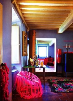 Bohemian Chic Interior Design | Interiors-bohemian-boho-home-bohocircus