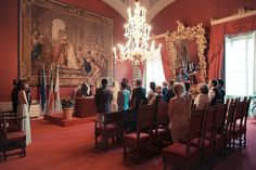 The antique Palazzo Vecchio in Florence - perfect for civil weddings in Italy