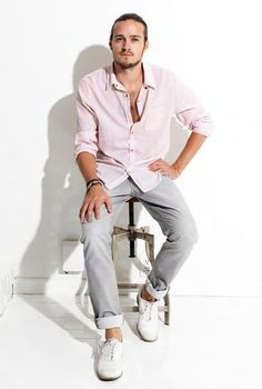 Joe's Jeans S/S 2013 #Fashion #Style #Men #Summer #Him