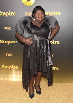 """Gabourey Sidibe at the Premiere Of Fox's """"Empire"""""""