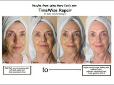 Amazing Age-Fighting Results with Mary Kay TimeWise Repair. http://www.marykay.com/en-US/Gifts/TimeWise-Repair-Volu-Firm-Set/100906.partId?eCatId=10686