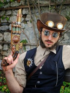Steampunk – Community – Google+